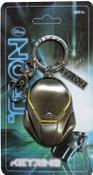 Tron Pewter Keyring - Helmet