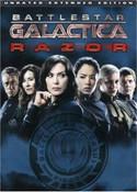 Battlestar Galactica - Razor DVD