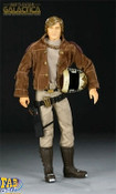 Battlestar Galactica Lieutenant Starbuck 1:6th scale figure