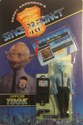 Space Precinct Action Figure  - TOOK