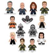 Battlestar Galactica Titans Series 1 Vinyl Mini-Figures