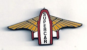 Supercar Lapel Pin