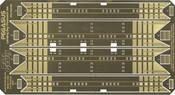 Battlestar Pegasus Landing Bay Photoetch Set (PGX168)