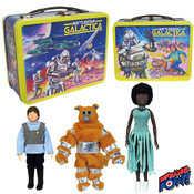 Action figures of Boxey Muffit & Tucana Singer Included
