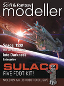 Sci Fi & Fantasy Modeller 31