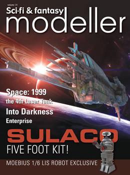 Sci Fi & Fantasy Modeller 31 Book
