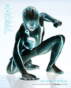Tron Legacy - The Movie Storybook