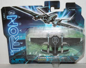 Tron - 1/50 Die Cast Three Man Light Jet