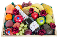 Mixed Fruit with Riccadonna & Roses