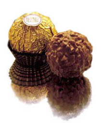Ferrero Chocolate single