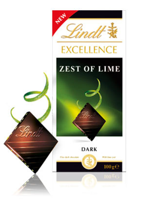 Lindt Zest of Lime