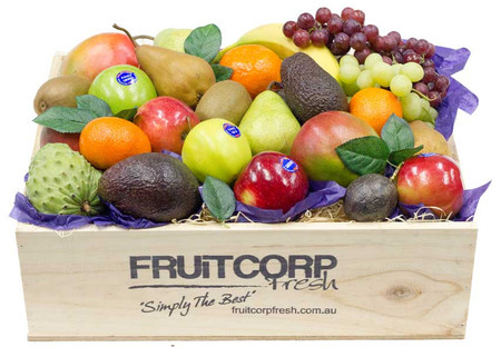 Mixed Fruit Hamper Gift Box - Mini Boutique