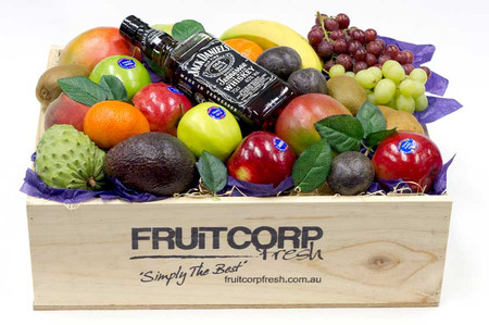 Gift Hamper Jack Daniels with Fruit