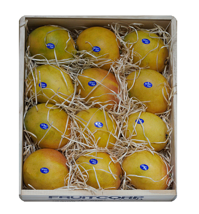A Beautiful Wooden Gift box filled with delicious sweet and juicy Aussie Mangoes, creating the perfect Mango Lover Gift Hamper.Yummy, delicious and Sweet tasting Aussie Mangoes In a Beautiful Gift Hamper. Send your Mango Loving Friends a gift that they will never forget.