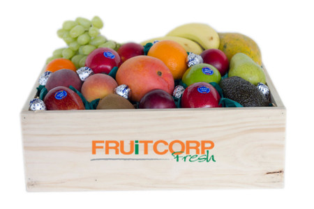 Fruit Gift Hamper & Baci Chocolate