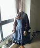 Co-ordinate Show (Blue Ver.) blouse TP00145N, mantle P00588