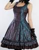 Model Show (Blue + Brown Ver.) (gloves: P00568, petticoat: UN00026)
