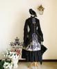 Co-ordinates Show (Black Ver.) blouse TP00088N, hat P00574, vest CT00235, skirt SP00159, SP00166