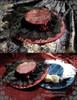 Rococo Lolita Elegant Gothic Flat Hat*5colors