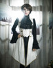 Model Show (White Version) blouse TP00086N pants SP00006N