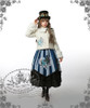 Model Show (White Ver.) (hat: P00587, JSK: DR00112N, black skirt: SP00166, leggings: P00182)
