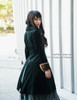 Pirate Lolita Dandy False 2pcs Thick Velvet Jacket Long Coat*2colors Lady Version Instant Shipping