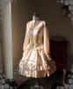 Co-ordinates Show (corset: Y00027, blouse: TP00145, birdcage underneath: UN00003new)