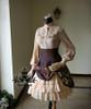 Co-ordinate Show (blouse TP00145, corset Y00039, skirt SP00167)