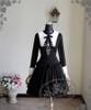 Co-ordinates Show (Black Ver.) blouse TP00103