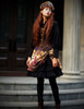 Model Show (black version) headdress P00610 corset Y00039 skirt SP00167 blouse TP00150