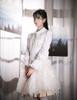 Model Show  (Ivory Version) blouse TP00016N underskirt UN00026