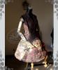 Co-ordinates Show (vest: CT00245, birdcage petticoat underneath: UN00019)
