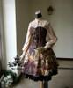 Co-ordinate Show (Front View) (blouse TP00145, corset: Y00039, skirt underneath: V00002N, petticoat underneath: UN00021)
