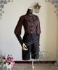 Co-ordinates Show (blouse: TP00145N, mitts: P00597)