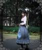 Model Show (hat: P00604, blouse: TP00145N, skirt underneath: SP00166, petticoat: CT00040S)