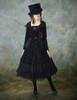 Model Show (black version) jacket: CT00273 hat: P00617