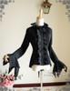 Front View w/o Cravat (Black Ver.)