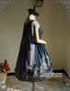 Dark Blue Ver. (Skirt Piece as Cape)