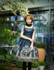 Model Show (Dark Blue Ver.) (birdcage petticoat: UN00019, leggings: P00182)