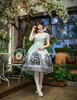 Model Show (Mint Ver.) (birdcage petticoat: UN00019, leggings: P00187)