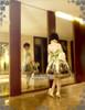 Model Show (Mint Ver.) (blouse: TP00142, birdcage petticoat: UN00019, leggings: P00187)