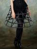 Lolita Elastic Waistband Short Bloomers Summer Shorts Black Grey Mint