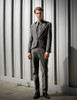 Model Show  (Grey Blend Version) jacket CT00020N pants SP00020N