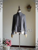 Steel Rose, Elegant Gothic Aristocrat Dandy Ouji Unisex Shirt*Lady Ver 2colors Instant Shipping
