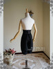 Beyond the End of Time, Gothic Steampunk High Waist Short Riding Breeches Lady 70 Instant Shipping