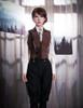 Model Show blouse TP00125N vest CT00245