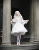Model Show (White Ver.) (skirt: SP00180, petticoat: UN00022, birdcage petticoat: UN00003N, leggings: P00187)