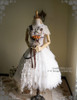 Co-ordinate Show (crown & veil: P00623, corset: Y00041, skirt & bustle belt: SP00176)