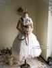 Co-ordinate Show (crown & veil: P00623, corset: Y00041, bouquet: P00620)