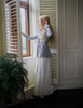 Model Show (White Version) blouse TP00147